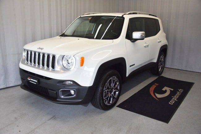 suv Jeep Renegade 1.4 170 MultiAir Limited