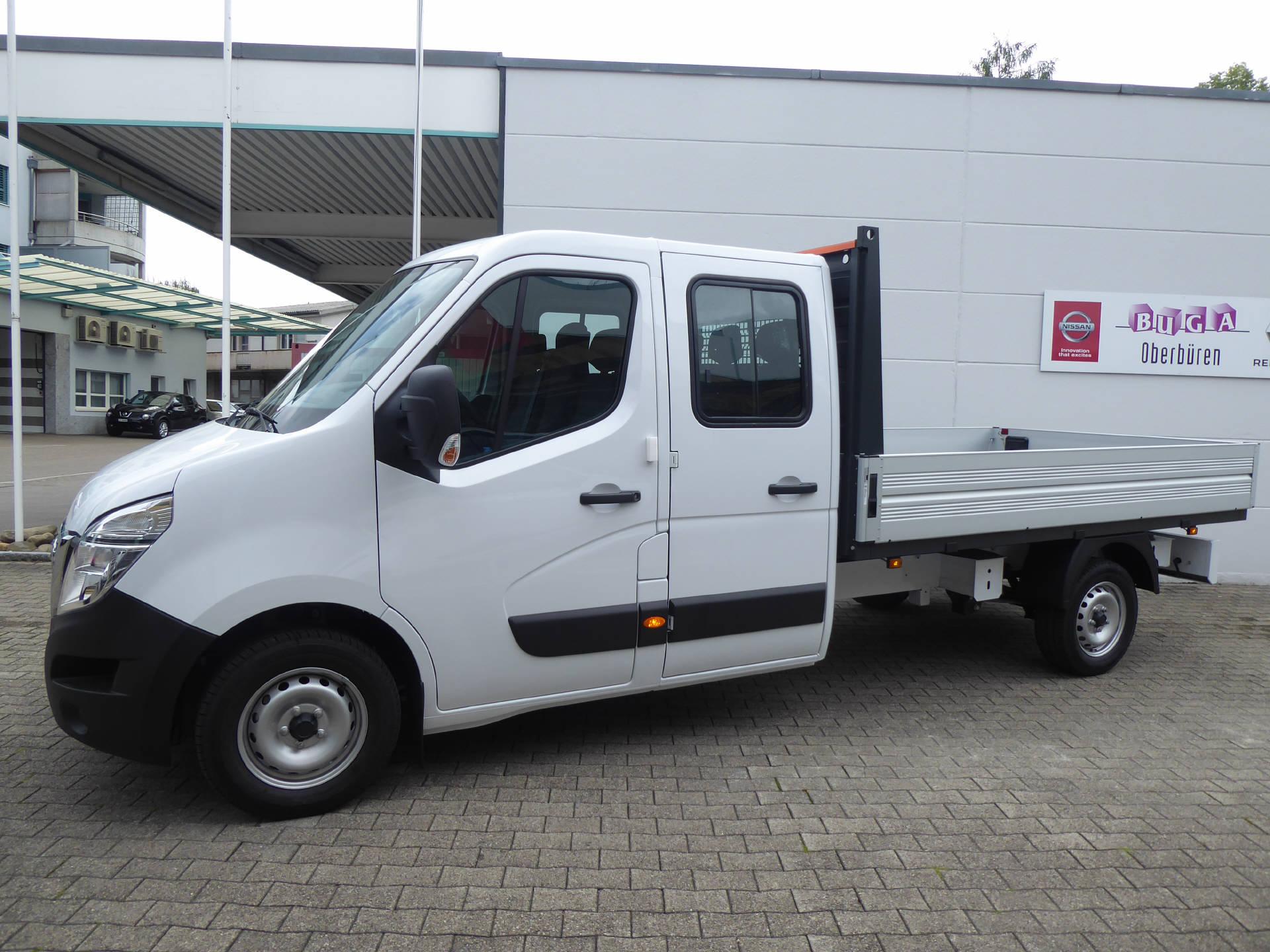 pickup Nissan NV400 3.5 DKab.-Pick-up L3H1 2.3 dCi