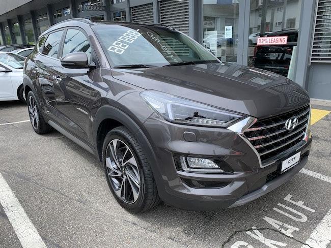 suv Hyundai Tucson 1.6 CRDi Vertex 4WD