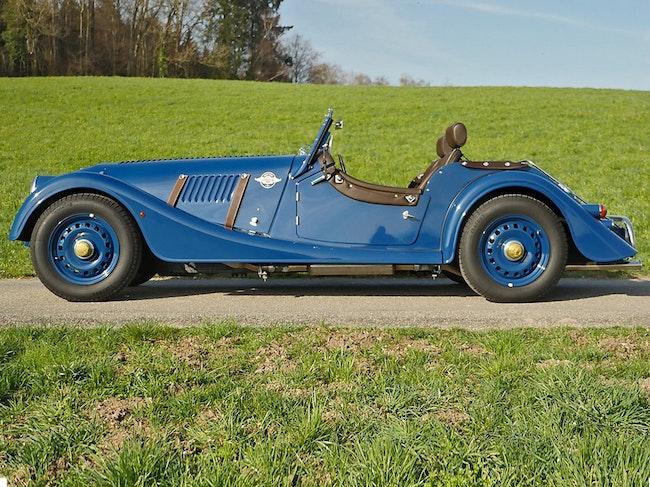 cabriolet Morgan 4/4 80th Anniversary