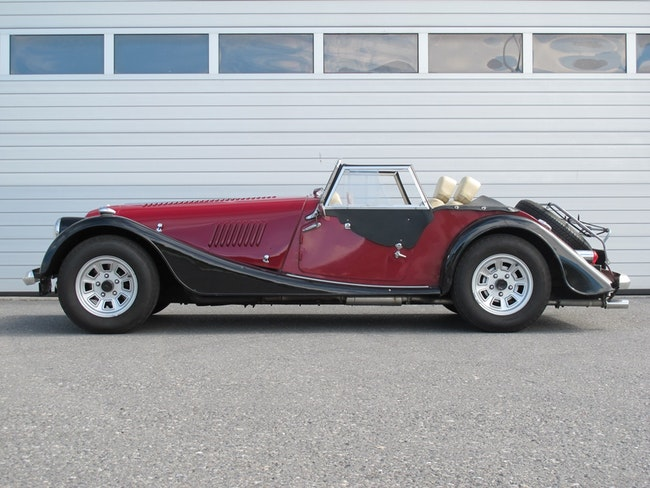 cabriolet Morgan Plus 8 3.5 Roadster