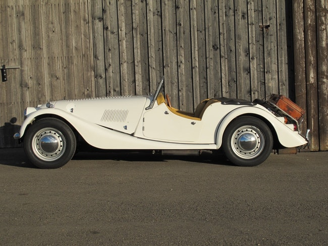 cabriolet Morgan 4/4 Roadster 2-seater