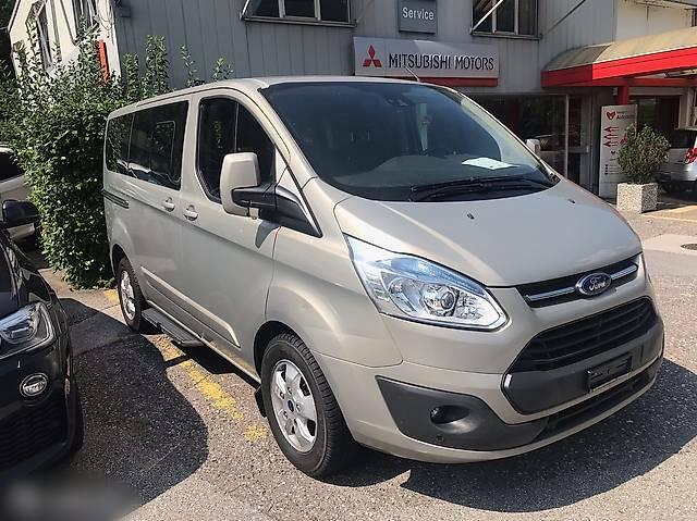 bus Ford Tourneo Custom 300 L1H1 Trend (Bus)collaudato.4.7.2019