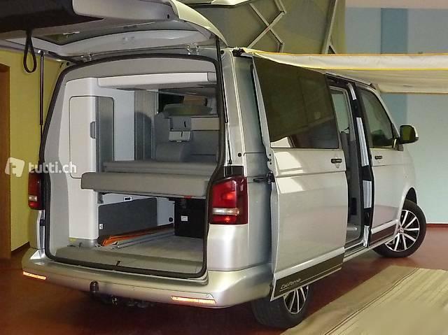 bus VW T5 California 4x4, Automat, 180 PS