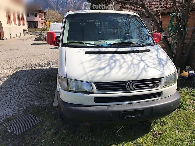 bus VW T4 2.5 TDI Syncro !!