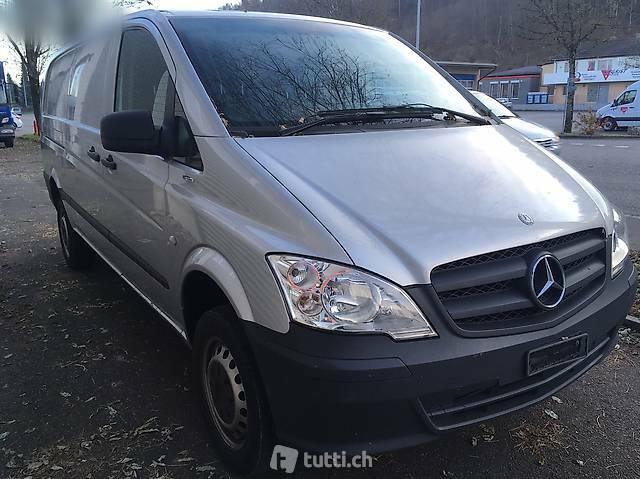 bus Mercedes-Benz Vito 116 CDI 4x4
