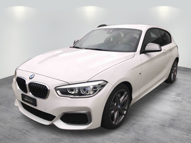saloon BMW 1er Reihe F21 M140i