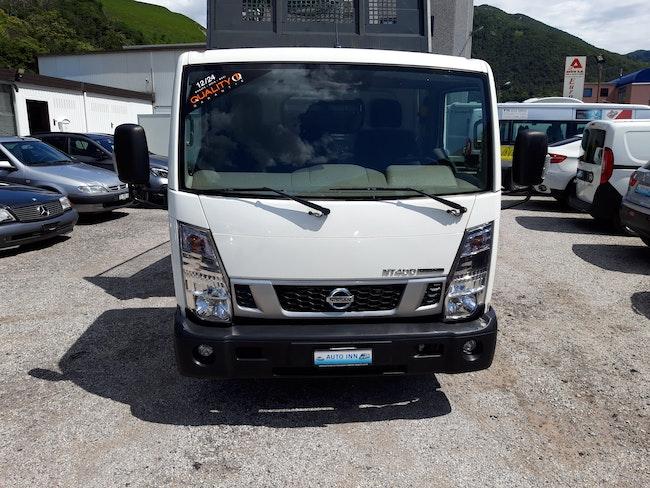van Nissan NT400 Cabstar Kab.-Ch. 35 L3 2.5 T 136 Pro
