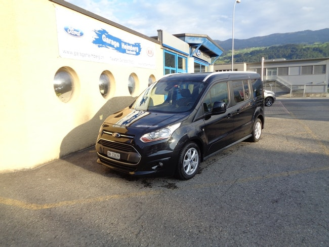 bus Ford Connect Tourneo Gr.Con.1.6 TDCi Titanium