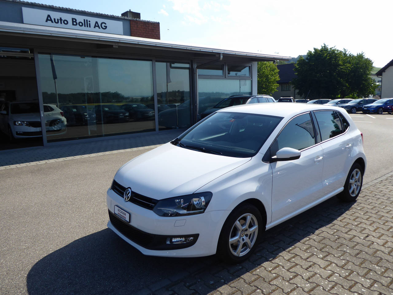 saloon VW Polo 1.2 TSI 90 Design DSG