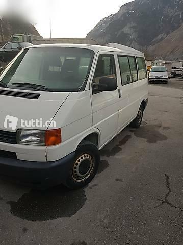 bus VW T4 2.5 TDI