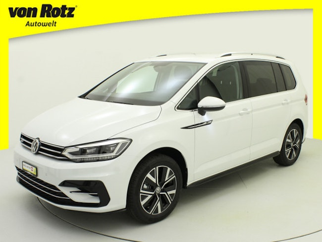 van VW Touran 1.5 TSI EVO High