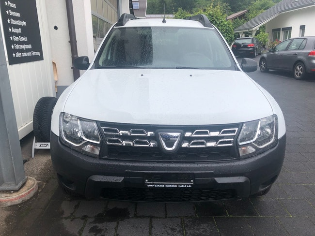 suv Dacia Duster 1.6 Lauréate 4x4