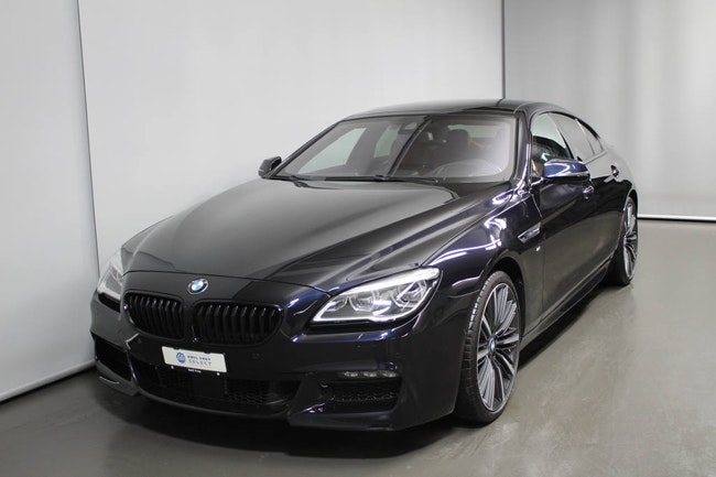 saloon BMW 6er 650i xDrive