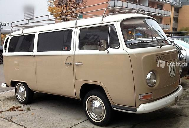bus VW Typ 2 T2 / 9 Personenwagen - VW T2a