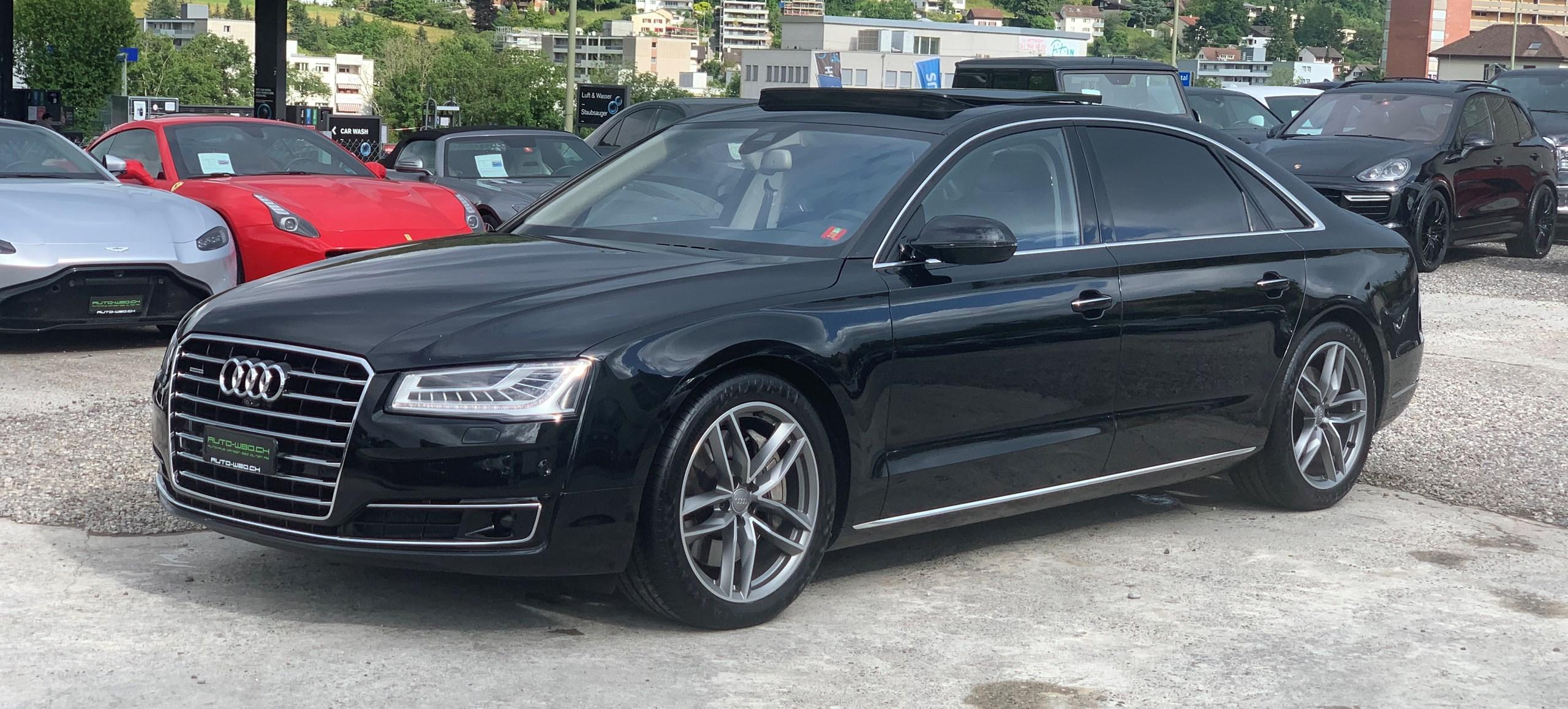 Kelebihan Audi A8 Tdi Murah Berkualitas