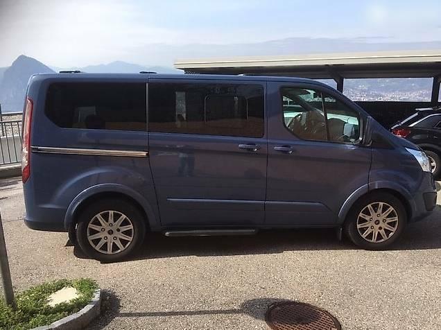 bus Ford Tourneo Van 9 Posti in ottimo stato