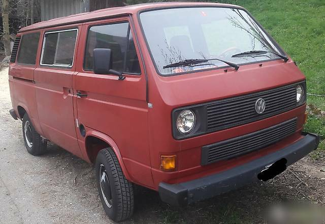 bus VW Typ 2 T2 Typ2