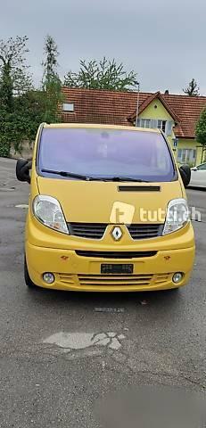 bus Renault Trafic RENAULT TRAFIC