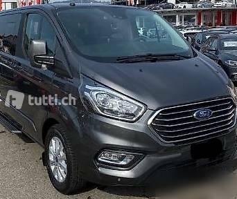 bus Ford Tourneo Ratenzahlung über Garage - Ford Tourneo Custom 320 L2 Titani