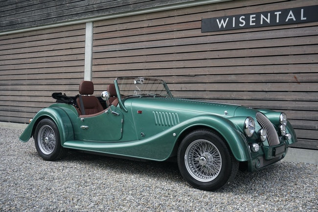 cabriolet Morgan Plus Four First Edition