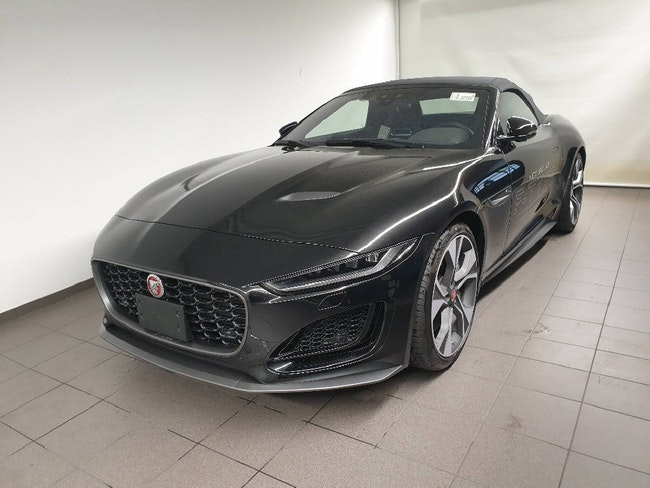 cabriolet Jaguar F-Type 2.0 First Edition