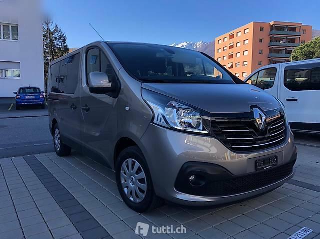 bus Renault Trafic Traffic Passenger dCi 145 150cv Diesel