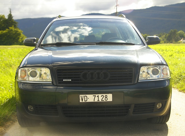 estate Audi A6 Avant 3.0 V6 30V quattro