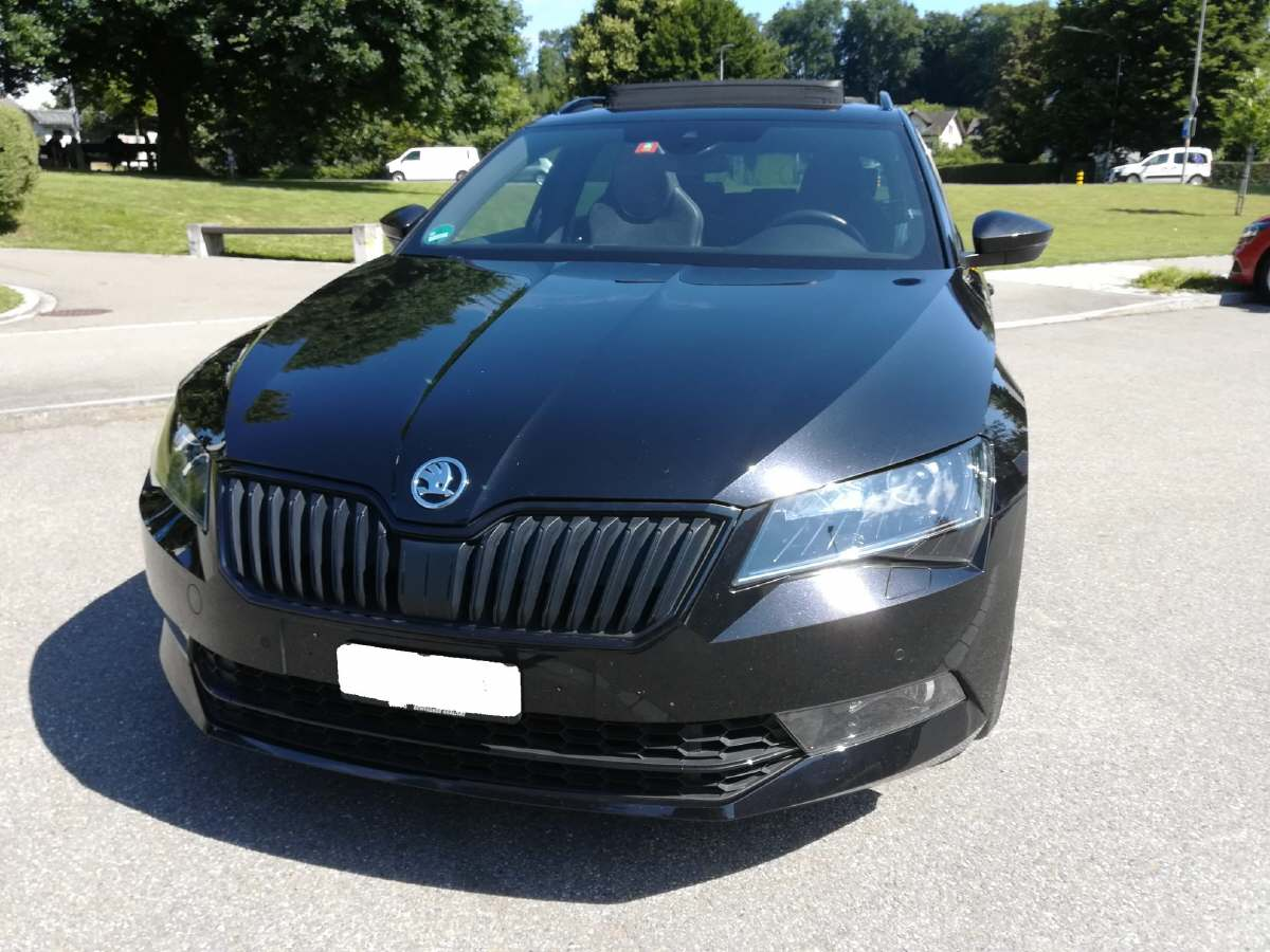 estate Skoda Superb Combi 2.0 TSI 280 SportLine+ 4x4