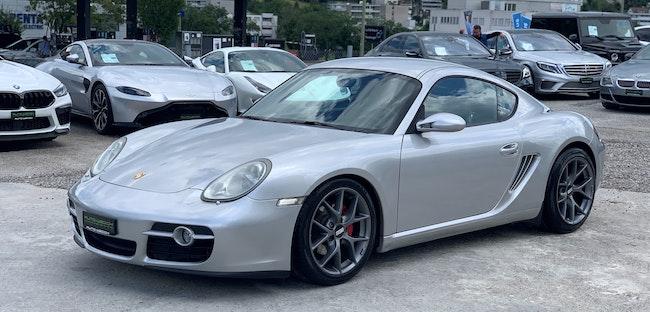 coupe Porsche Cayman 2.7