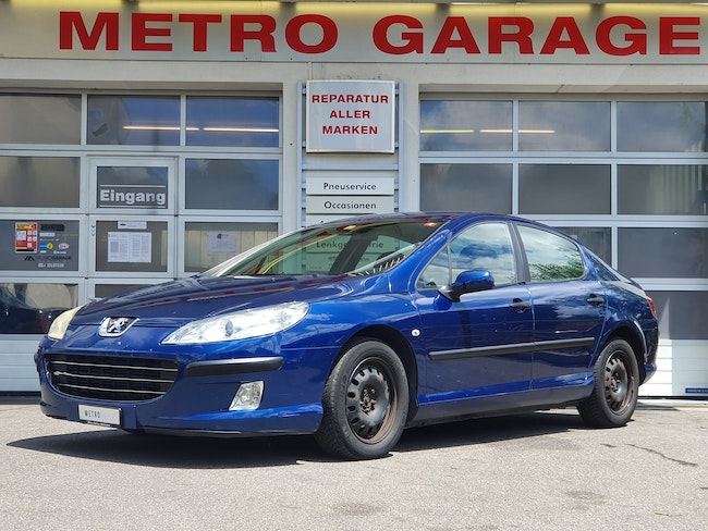 saloon Peugeot 407 2.0 HDI SR Selection