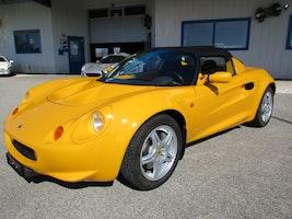 Lotus Elise Evo 167cv. 52'500 km 29'800 CHF - buy on carforyou.ch - 2