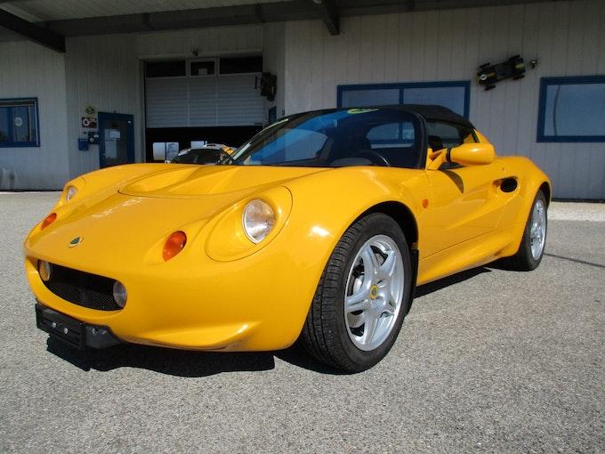 Lotus Elise Evo 167cv. 52'500 km 29'800 CHF - buy on carforyou.ch - 1