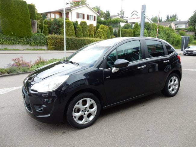 saloon Citroën C3 1.6i 16V Exclusive