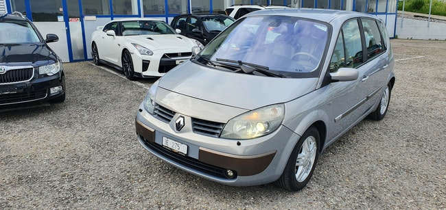 van Renault Scénic SCÉNIC Scénic 1.9 dCi Privilège