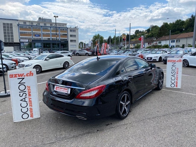 saloon Mercedes-Benz CLS 250 AMG-Line 4Matic 7G-Tronic