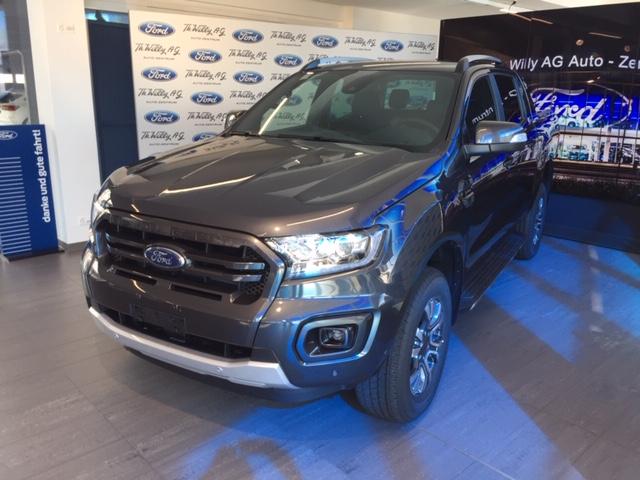 suv Ford Ranger DK.Pup 2.0 EBL.4x4 Wildtrak