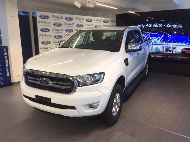 suv Ford Ranger DKab.Pick-up 2.0 EcoBlue 4x4 XLT
