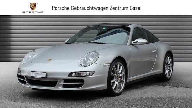 cabriolet Porsche 911 Targa 3.8 Carrera 4S