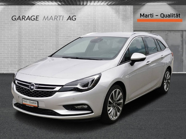 estate Opel Astra Sports Tourer 1.6T eTEC Excellence