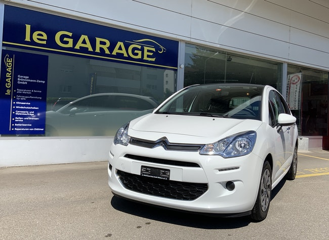 saloon Citroën C3 1.2 PureTech Seduction ETG