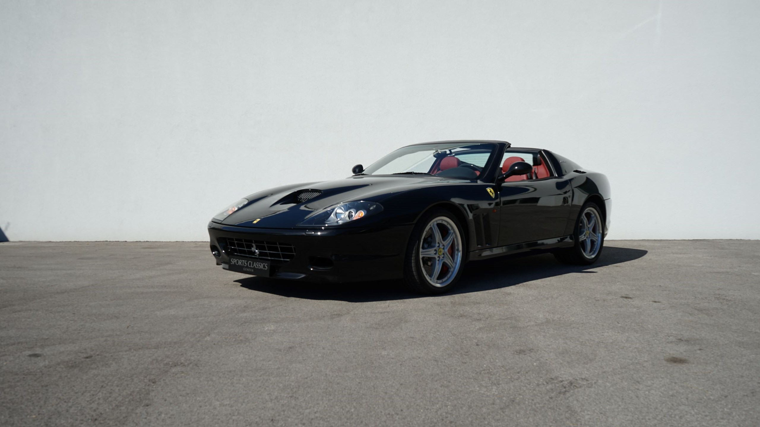 cabriolet Ferrari 575 M 575 Superamerica