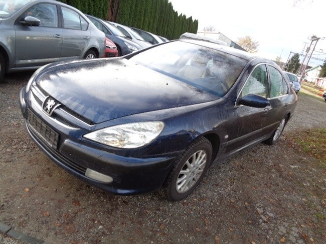 saloon Peugeot 607 2.2 16V Luxe