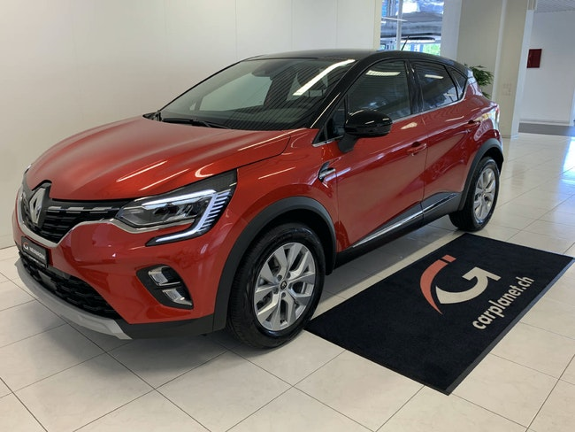 suv Renault Captur 1.3 TCe Intens EDC