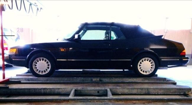 cabriolet Saab 900 i 2.0-16