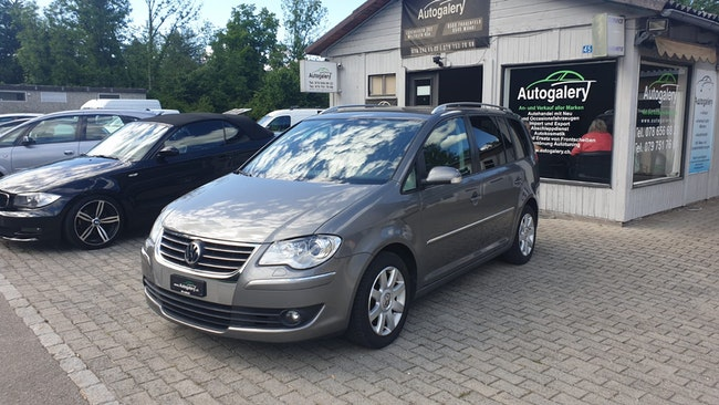 van VW Touran 2.0 TDI DPF 170 Highline DSG