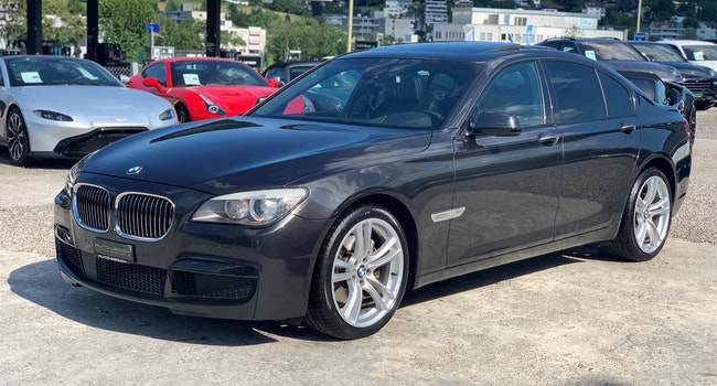 saloon BMW 7er 740d xDrive I 306 PS I M SPORT PAKET EDITION I