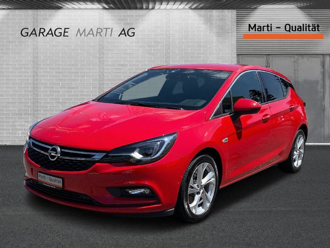saloon Opel Astra 1.6 T eTEC Dynamic S/S