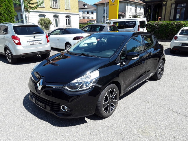saloon Renault Clio 0.9 TCe Swiss Edition S/S