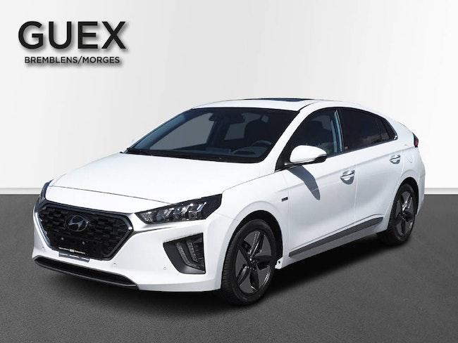 saloon Hyundai Ioniq 1.6 GDi Vertex